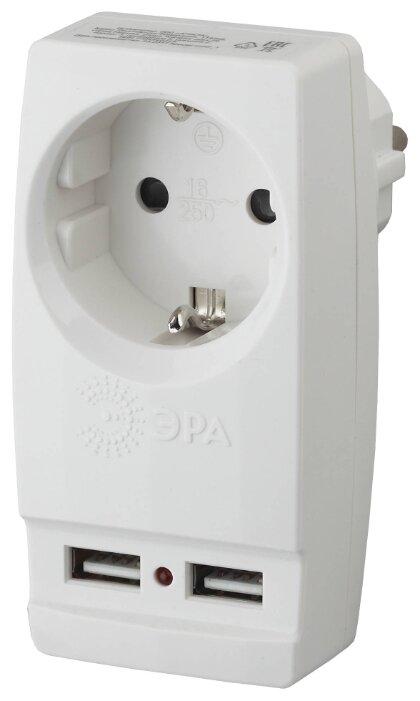 Разветвитель ЭРА SP-1e-USB