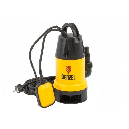 Дренажный насос Denzel DP900 (900 Вт)