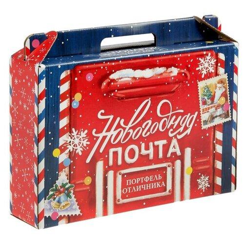 Набор первоклассника Calligrata Новогодняя почта (4077173), 36 пр.