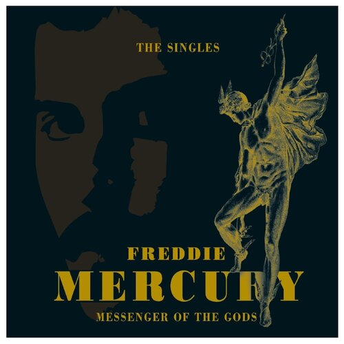 Freddie Mercury. Messenger Of The Gods (The Singles) (2 CD) the mute gods the mute gods atheists and believers 2 lp cd