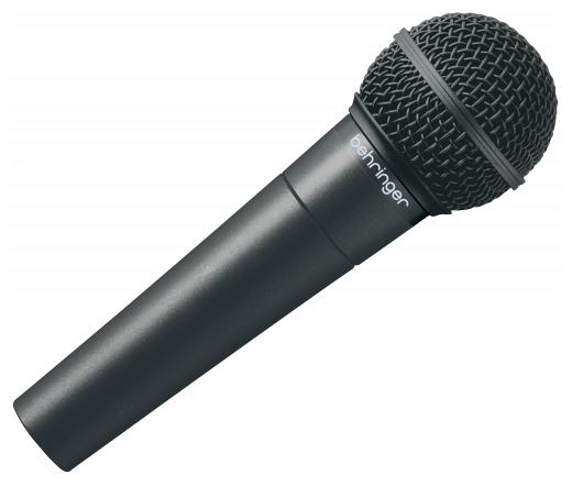 Микрофон BEHRINGER XM8500 черный фото 1