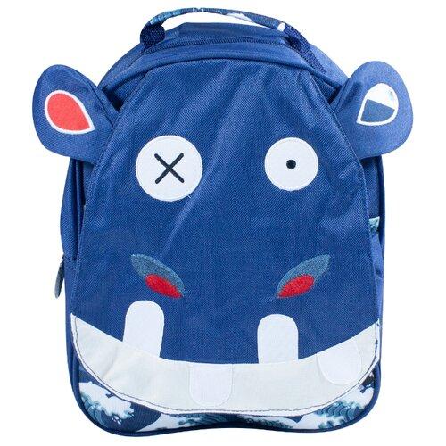 deglingos deglingos лисичка kitschos original Deglingos рюкзак Hippipos L'Hippo (31017), синий