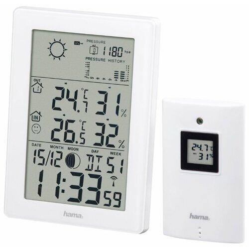 Метеостанция HAMA EWS-3200, белый