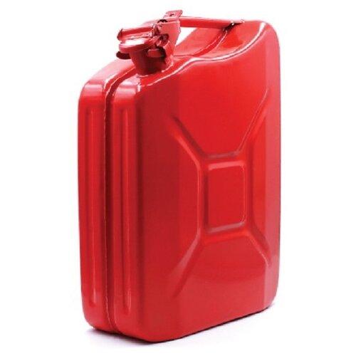 Канистра стальная 10л. КС-10, красная (0,7мм)