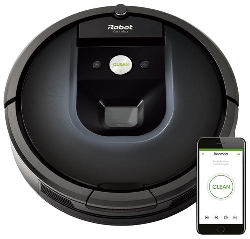 Робот-пылесос iRobot Roomba 981 фото 1