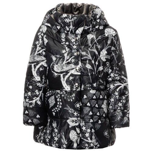 Купить Куртка Gulliver 21901GMC4502 размер 104, черный, Куртки и пуховики
