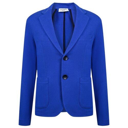 Пиджак Paolo Pecora размер 128, синий