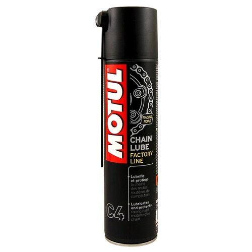 цена на Автомобильная смазка Motul C4 Chain Lube FL 0.4 л