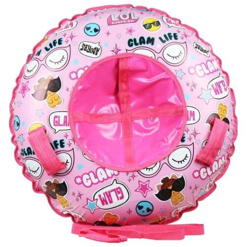 Купить Тюбинг 1 TOY LOL Surprise! (Т16409) розовый, Тюбинги