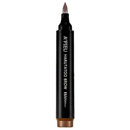 A'PIEU карандаш Harutatoo Brow, оттенок light brown relouis карандаш brow wow оттенок 03 medium brown