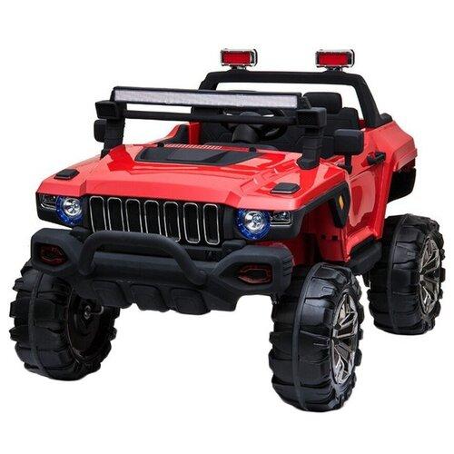 Купить Toyland Автомобиль Jeep Big QLS 618, красный, Электромобили