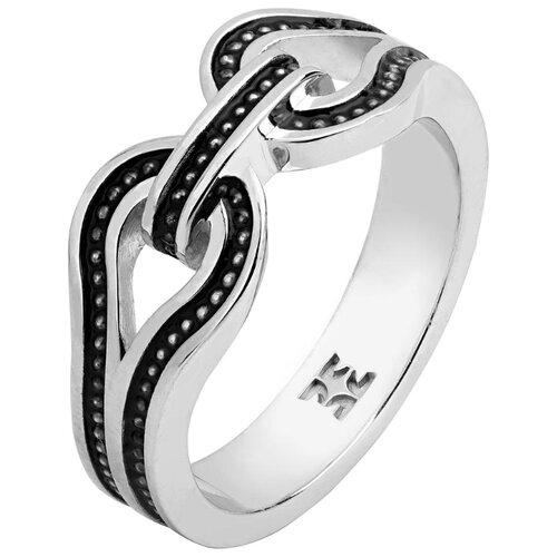 Эстет Кольцо с 1 эмалью из серебра 01К0511036Э, размер 16 эстет кольцо с 1 эмалью из серебра 01к0511224э размер 16