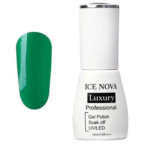 Купить Гель-лак для ногтей ICE NOVA Luxury Professional, 10 мл, оттенок 053 pine