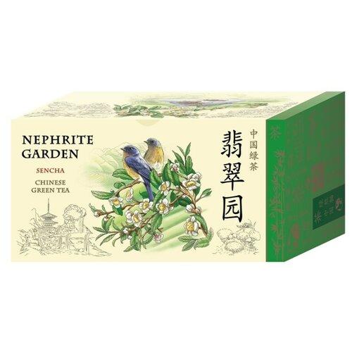 Чай зеленый Green Panda Нефритовый сад в пакетиках, 25 шт.