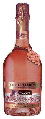 Игристое вино Chiarli Villa Cialdini Rose, 0.75л