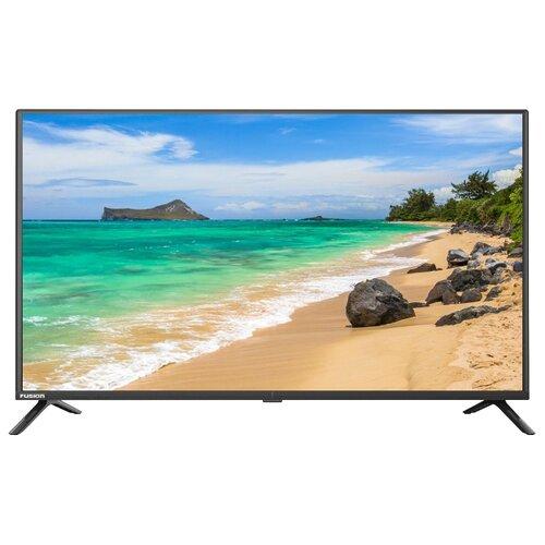 Фото - Телевизор Fusion FLTV-40A310 40 (2020) черный телевизор hitachi 40hb6t62 40 2016 черный