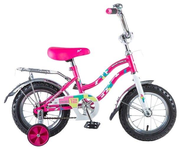 Детский велосипед Novatrack Tetris 12 (2018)