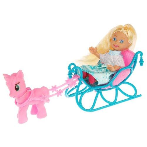 Купить Игровой набор Shantou Gepai Моя лошадка, 12 см, K899-99, Куклы и пупсы