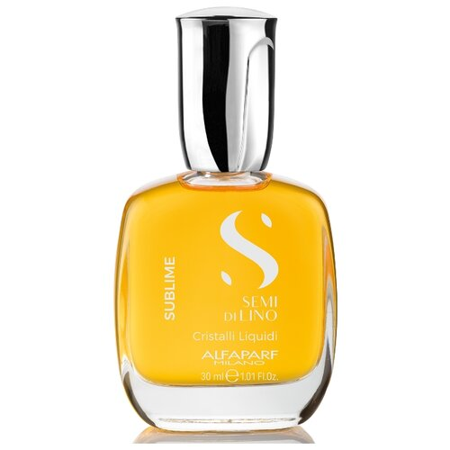 Alfaparf Milano SDL Diamond Масло против секущихся волос, придающее блеск, 30 мл