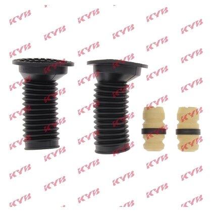 Пыльник и отбойник комплект на 2 амортизатора передний KYB 910049 для Toyota Avensis, Toyota Corolla