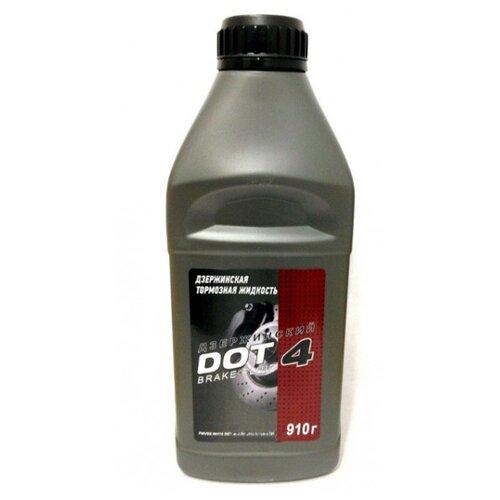 Тормозная жидкость Дзержинский DOT-4 800720 0.91 л
