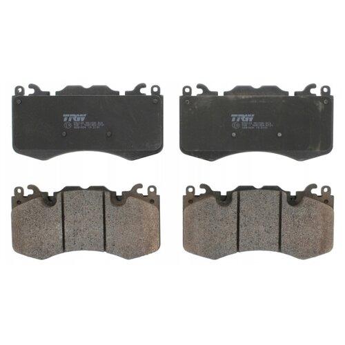 Дисковые тормозные колодки передние TRW GDB1834 для Land Rover Discovery, Land Rover Range Rover, Land Rover Range Rover Sport (4 шт.)