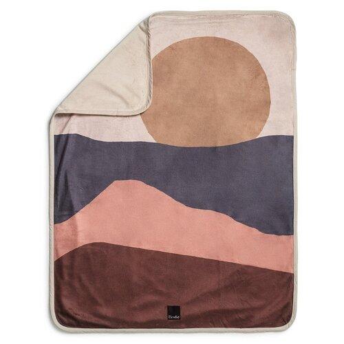 Купить Плед Elodie Velvet Winter Sunset 75х100 см winter sunset, Покрывала, подушки, одеяла