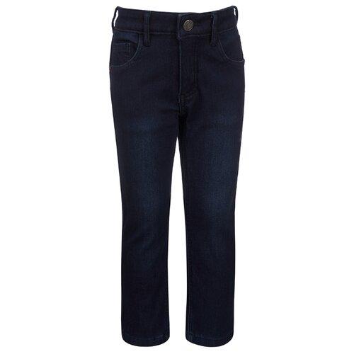 Джинсы Oldos размер 116, темно-синий футболка для плавания oldos размер 116 темно синий голубой