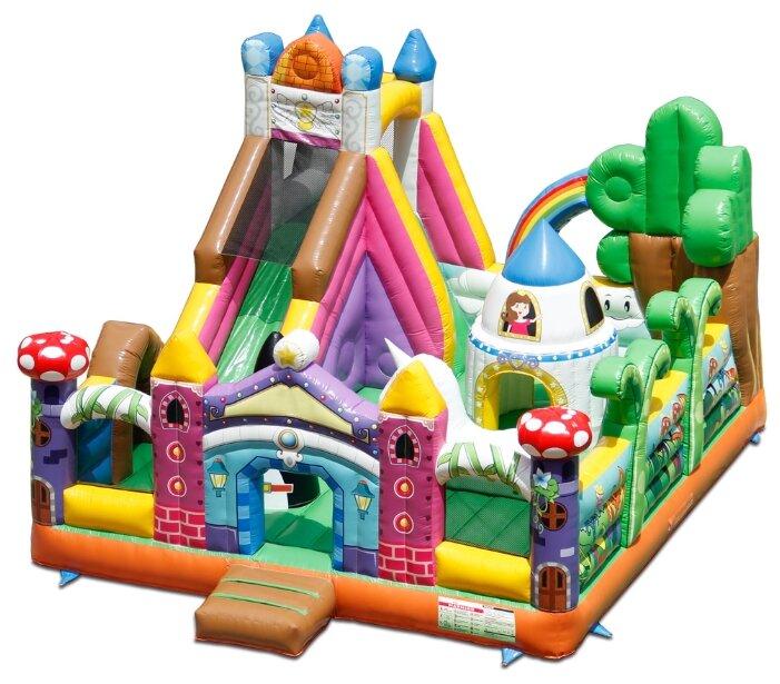Надувной комплекс Happy Hop 6007