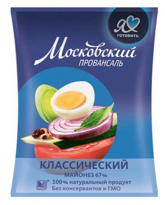 Майонез Московский провансаль 67%, 1000мл