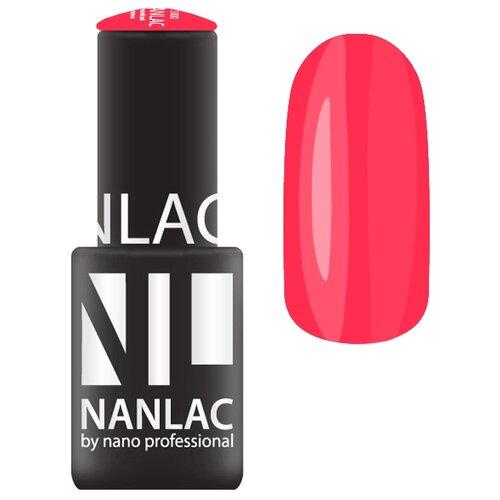 Гель-лак для ногтей Nano Professional Эмаль, 6 мл, NL 2086 моя Ямайка гель лак для ногтей nano professional эмаль 6 мл оттенок nl 2175 свободная любовь