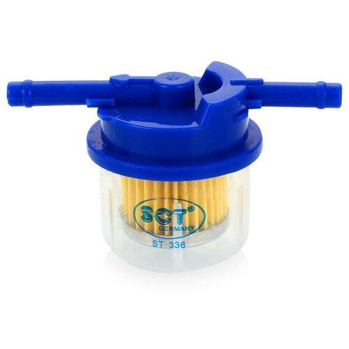Топливный фильтр SCT ST 336 масляный фильтр sct sm 133