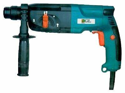 Перфоратор сетевой Gardenlux RH26980 (3.2 Дж)