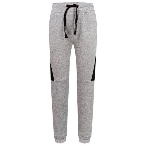 Спортивные брюки ATTIC21 размер 128, серый