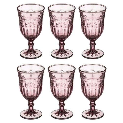 Lefard Набор бокалов для вина 6 шт 280 мл марсала lefard менажница екатерина 31 см