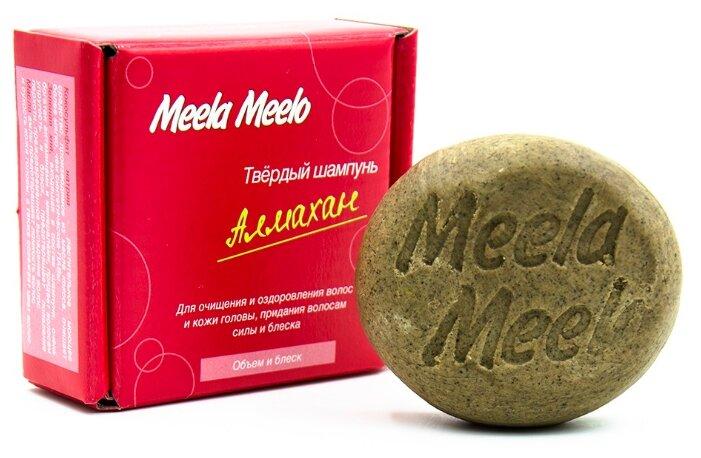 Meela Meelo твердый шампунь Алмахан, 85 гр