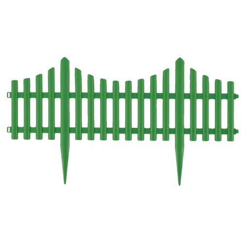 Забор декоративный PALISAD Гибкий, зеленый, 3 х 0.24 м