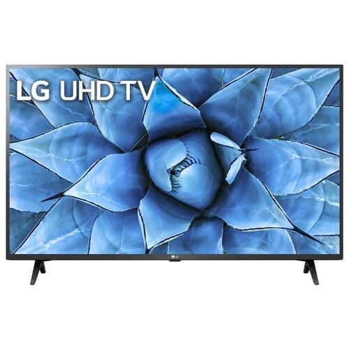 Фото - Телевизор LG 43UN73006LC 43 (2020) черный аксессуар чехол lg k8 zibelino classico black zcl lg k8 blk