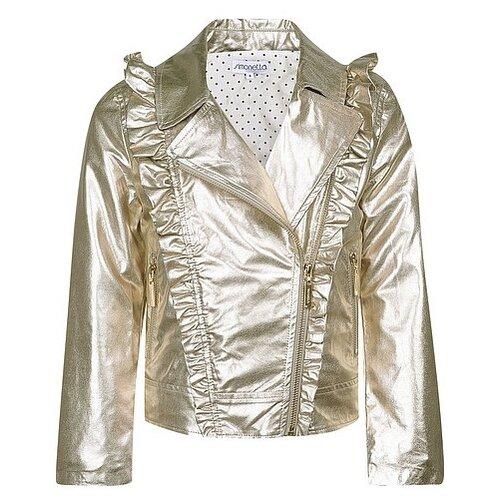 Купить Куртка Simonetta 1J2071JX600 размер 164, золотой, Куртки и пуховики