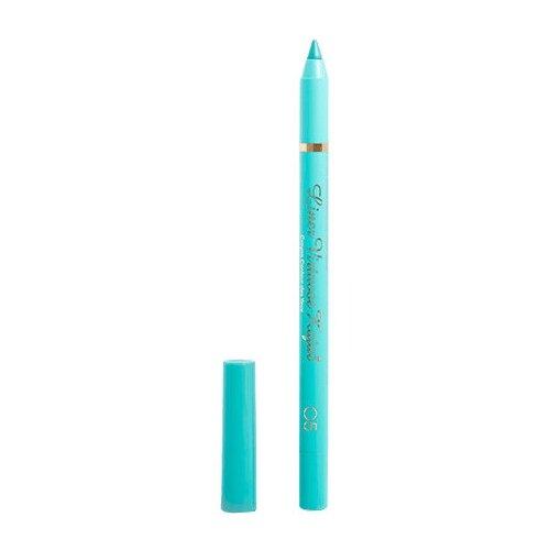 Vivienne Sabo Гелевый карандаш-кайал Liner Virtuose Kajal, оттенок 05 бирюзовый shik карандаш для глаз kajal liner оттенок 04 twinkle