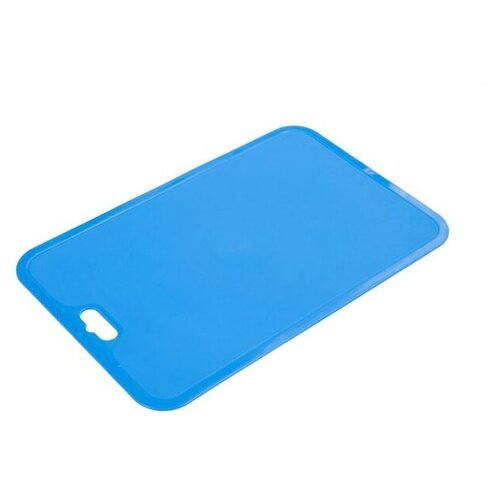 Разделочная доска BEROSSI Flexi 33x21,4x0,2 см синий