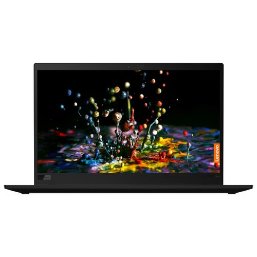 Ноутбук Lenovo THINKPAD X1 Carbon Ultrabook (7th Gen) (Intel Core i7 8565U 1800 MHz/14/1920x1080/16GB/512GB SSD/DVD нет/Intel UHD Graphics 620/Wi-Fi/Bluetooth/LTE/Windows 10 Pro/Touch) 20QD003ART Black Paint ноутбук