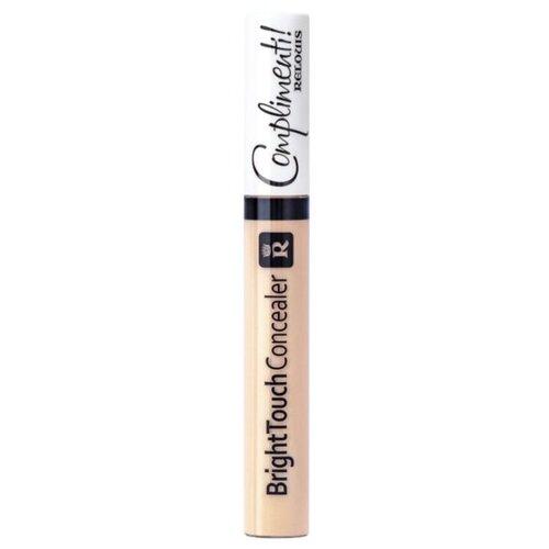 Relouis Консилер Bright Touch Compliment, оттенок 02 натуральный бежевый по цене 249