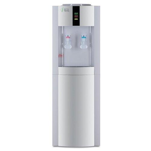 Напольный кулер Ecotronic H1-LCE white/silver