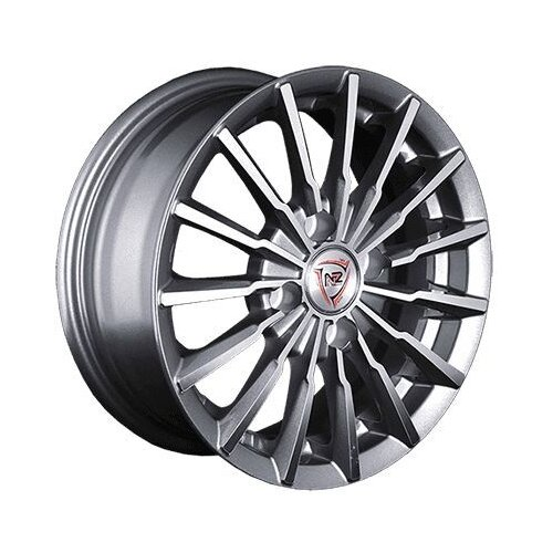 Фото - Колесный диск NZ Wheels SH647 6x14/4x98 D58.6 ET35 GMF nz sh629 5 5x13 4x98 d58 6 et35 gmf