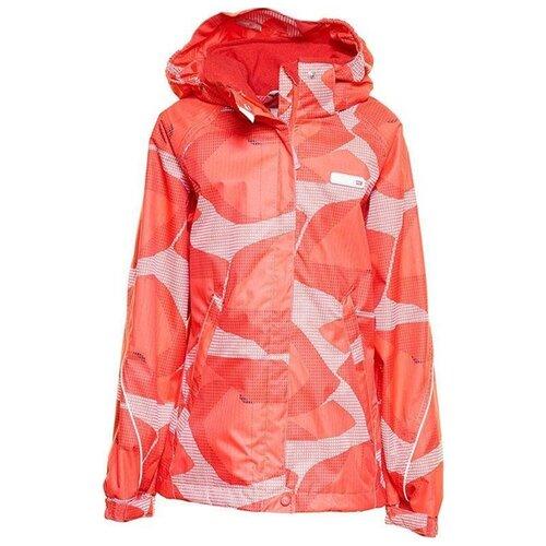 Купить Куртка Reima Silica 521001 размер 128, 364 красный, Куртки и пуховики