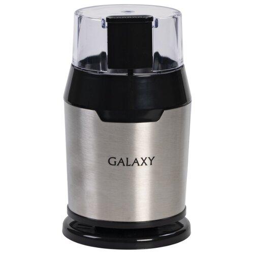 Кофемолка Galaxy GL-0906 серебристый кофемолка galaxy gl 0900 black