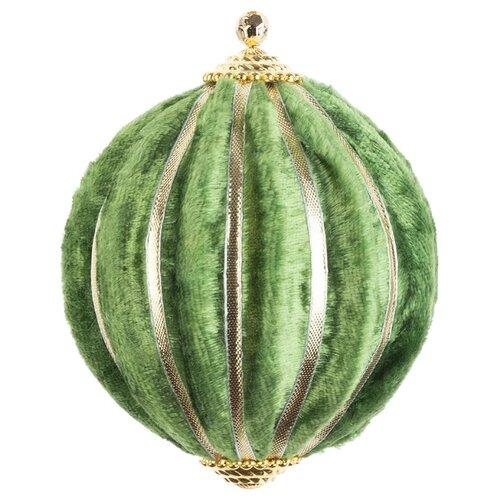 Набор шаров KARLSBACH 09144, зеленый/золотой