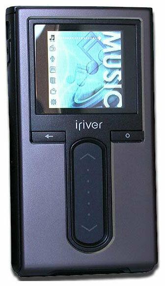 Плеер iRiver H10 6Gb