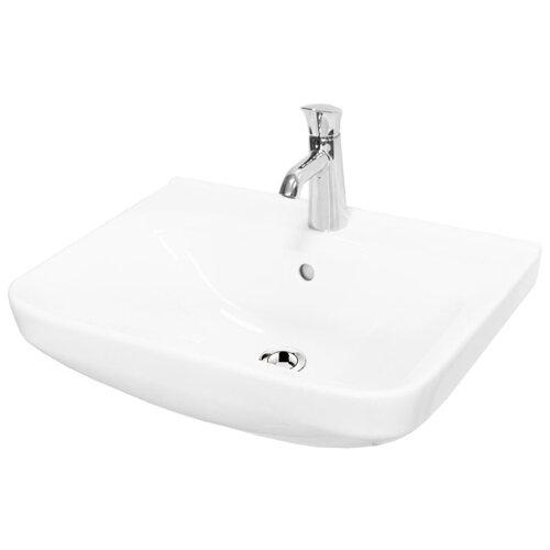 Раковина 60 см SANITA LUXE NEXT NXTSLWB01 белый раковина мебельная sanita luxe next 60 для мебели 23396 next 60